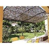 Miltec sturm - Filet de camouflage renforcé Sable, 6m x 3m, CamoSystems anti UV - Sable