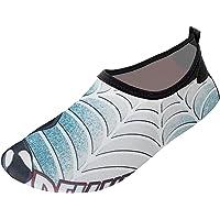 XNheadPS Zapatos Agua Spiderman para niños Zapatos Playa Secado rápido Calcetines Descalzo para bucear Aire Libre Nadar…