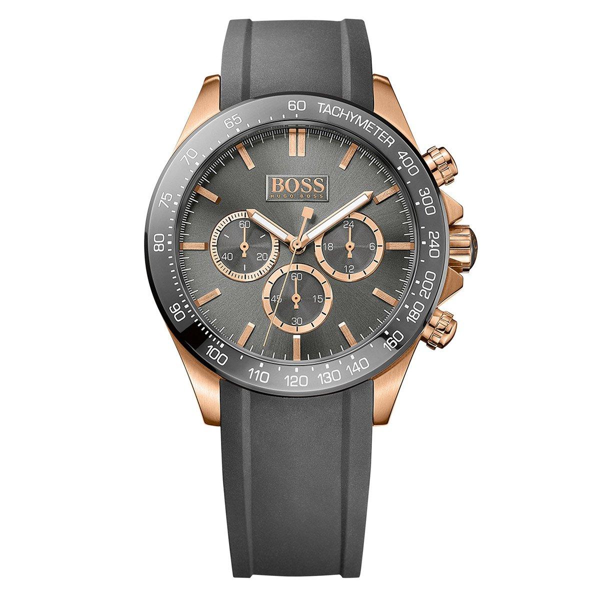 Hugo Boss Mens Men's Chronograph Analog Dress Quartz Watch (Imported) 1513342 by Hugo Boss