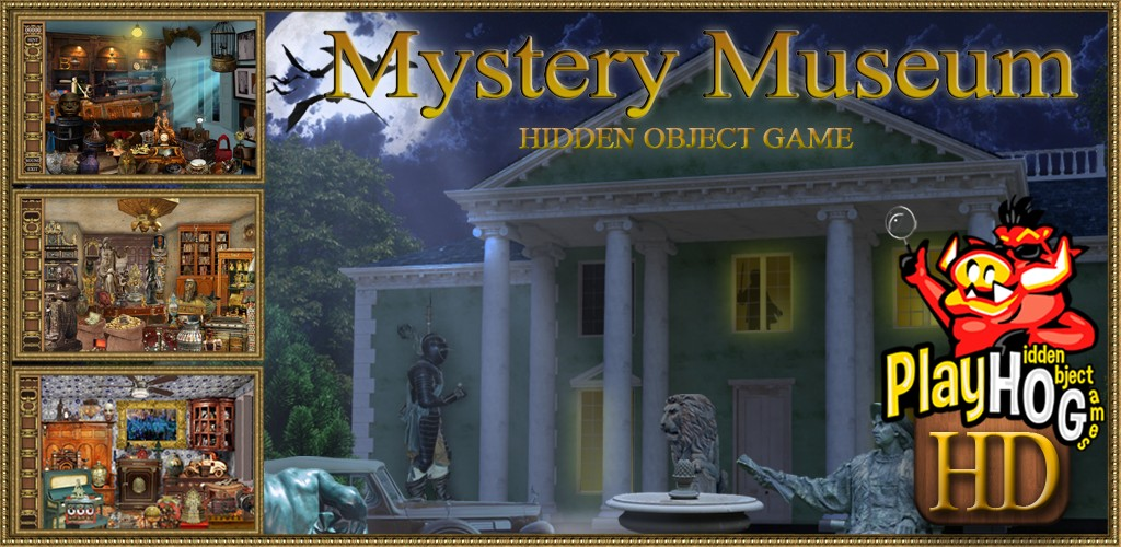 Mystery Museum - Find Hidden Object Game [Download]]()