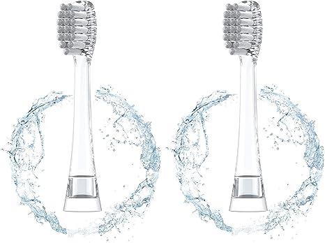 Cabezas de repuesto para cepillo de dientes eléctrico para bebés/niños - Pack de 2: Amazon.es: Salud y cuidado personal
