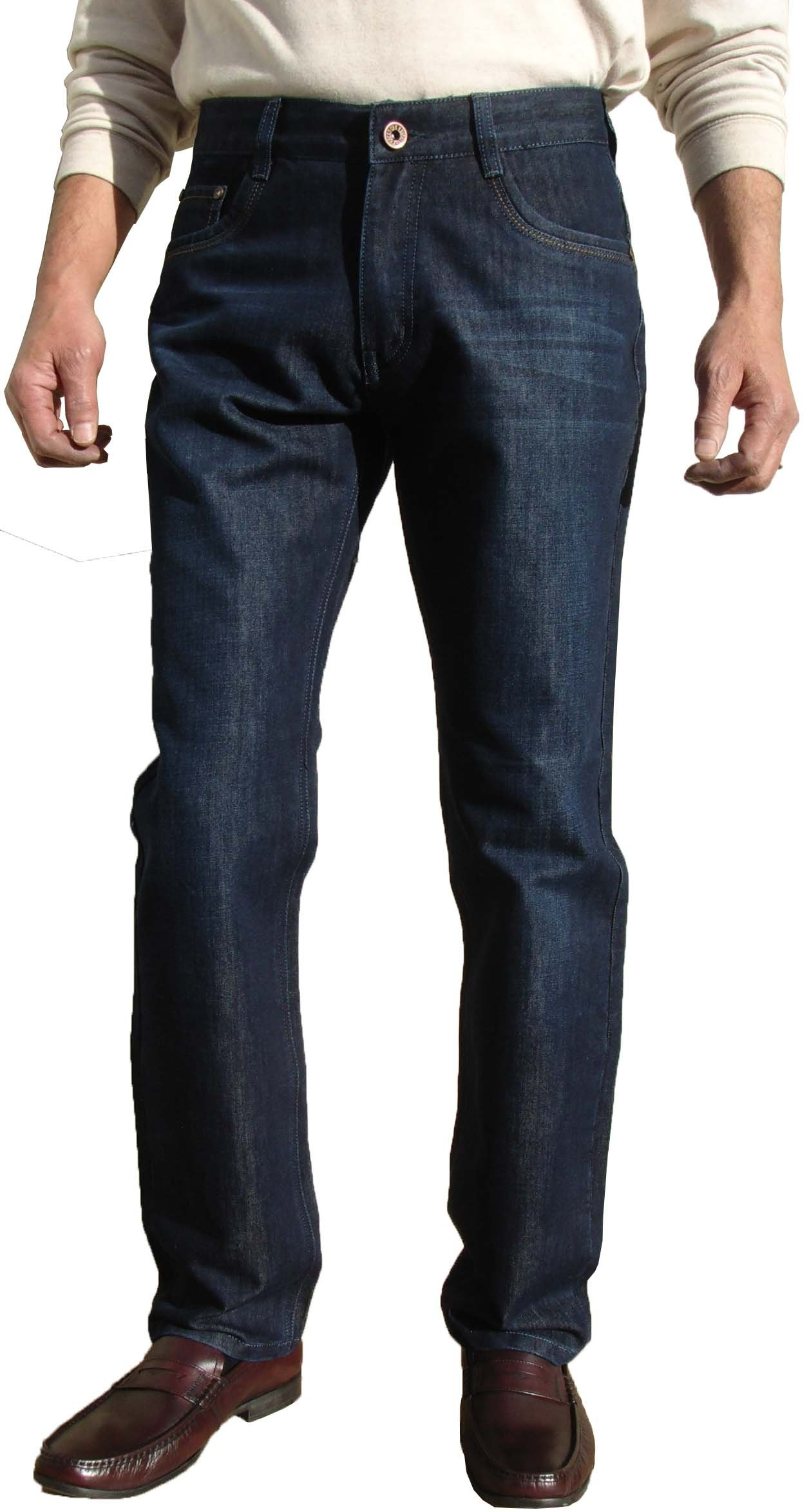 Men's straight Fit light Blue Color Washed Casual Jean Pants #1524-sdsu-32m