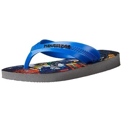 Havaianas Kids Max Heroes Sandal Flip Flops (Toddler/Little Kid)