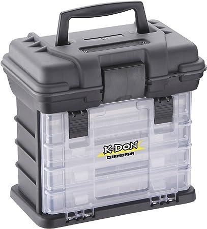 Cormoran K-DON Tackle Box Model 1005 - Caja para accesorios de ...
