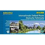 Internationale Dollard Route - Deutsche Fehnroute: Grenzenlos Radwandern in Deutschland und den Niederlanden, 271 + 158 km (Bikeline Radtourenbücher)