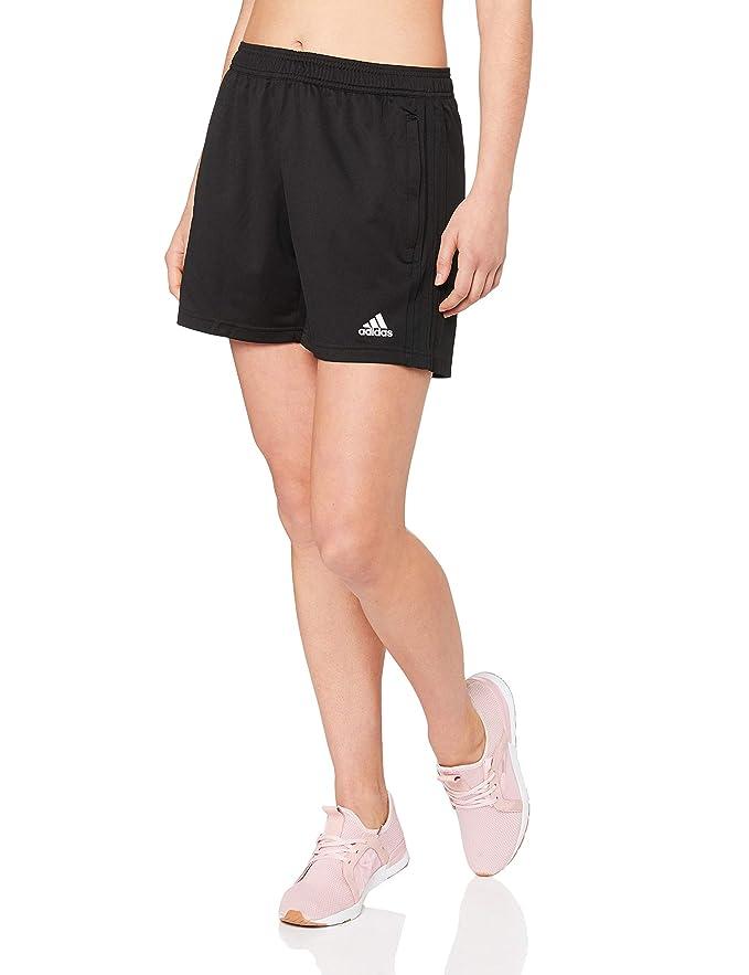 adidas Con18 TR SHO W - Pantalones Cortos de Deporte Mujer