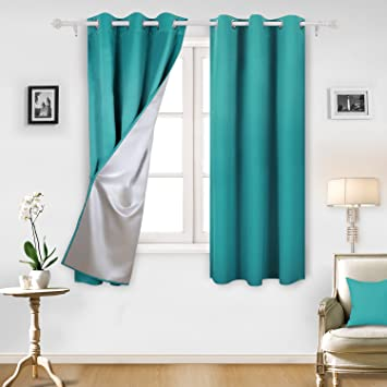 best on curtain net teal s pinterest ideas eulanguages blackout curtains