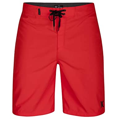 "dd170455eb Image Unavailable. Image not available for. Color: Hurley Men's One & Only  2.0 21"" Boardshorts ..."
