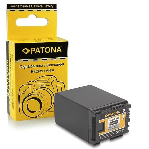 66 opinioni per Batteria BP-828 / BP828 per Canon Camcorder HF-G30 | XA20 | XA25- LEGRIA HF-G10