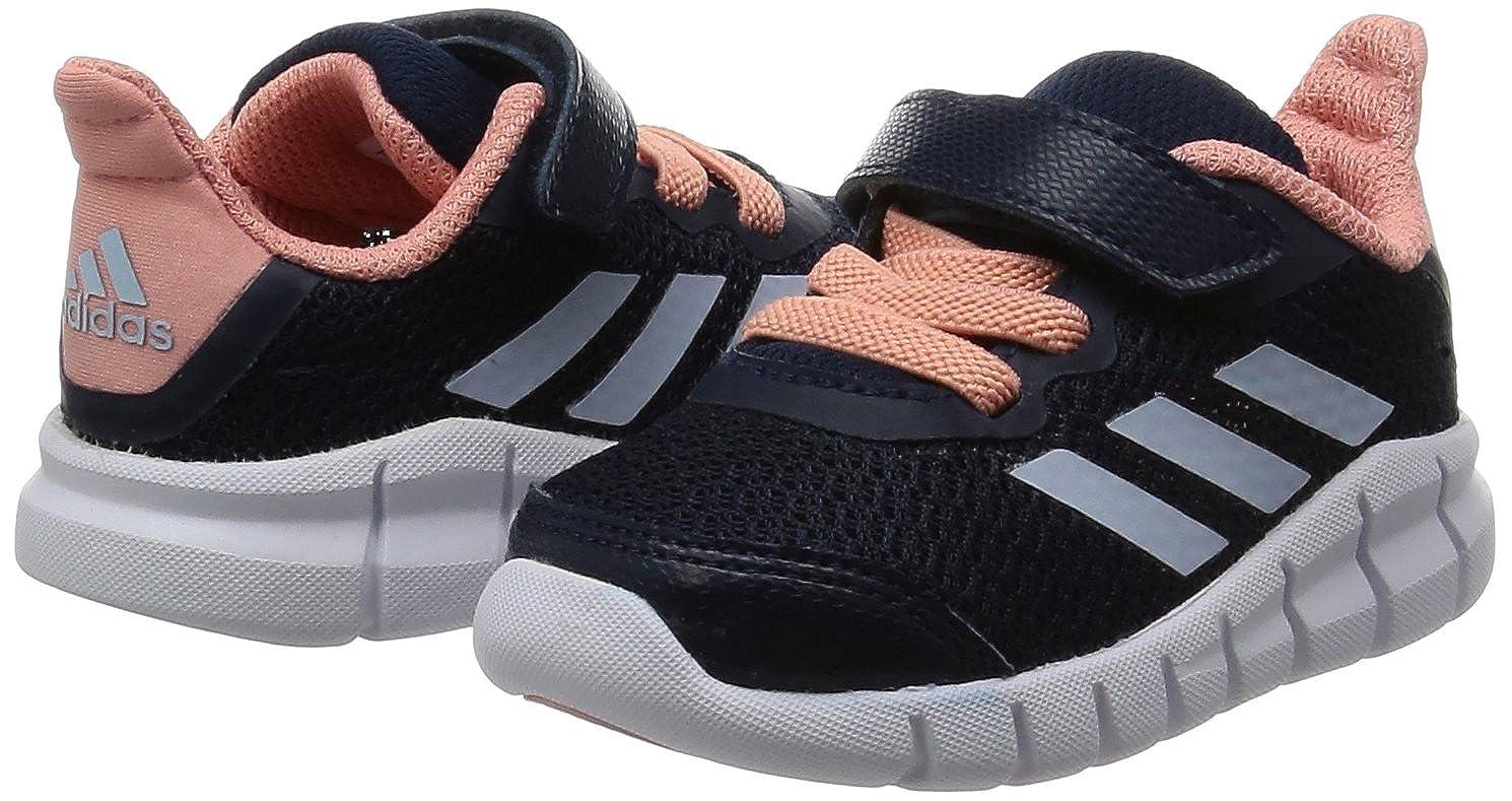 5fda681343e adidas Unisex Kids  Rapidaflex El I Sneakers  Amazon.co.uk  Shoes   Bags