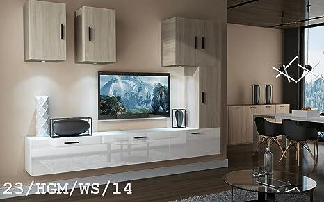 Muebles de salon modulares
