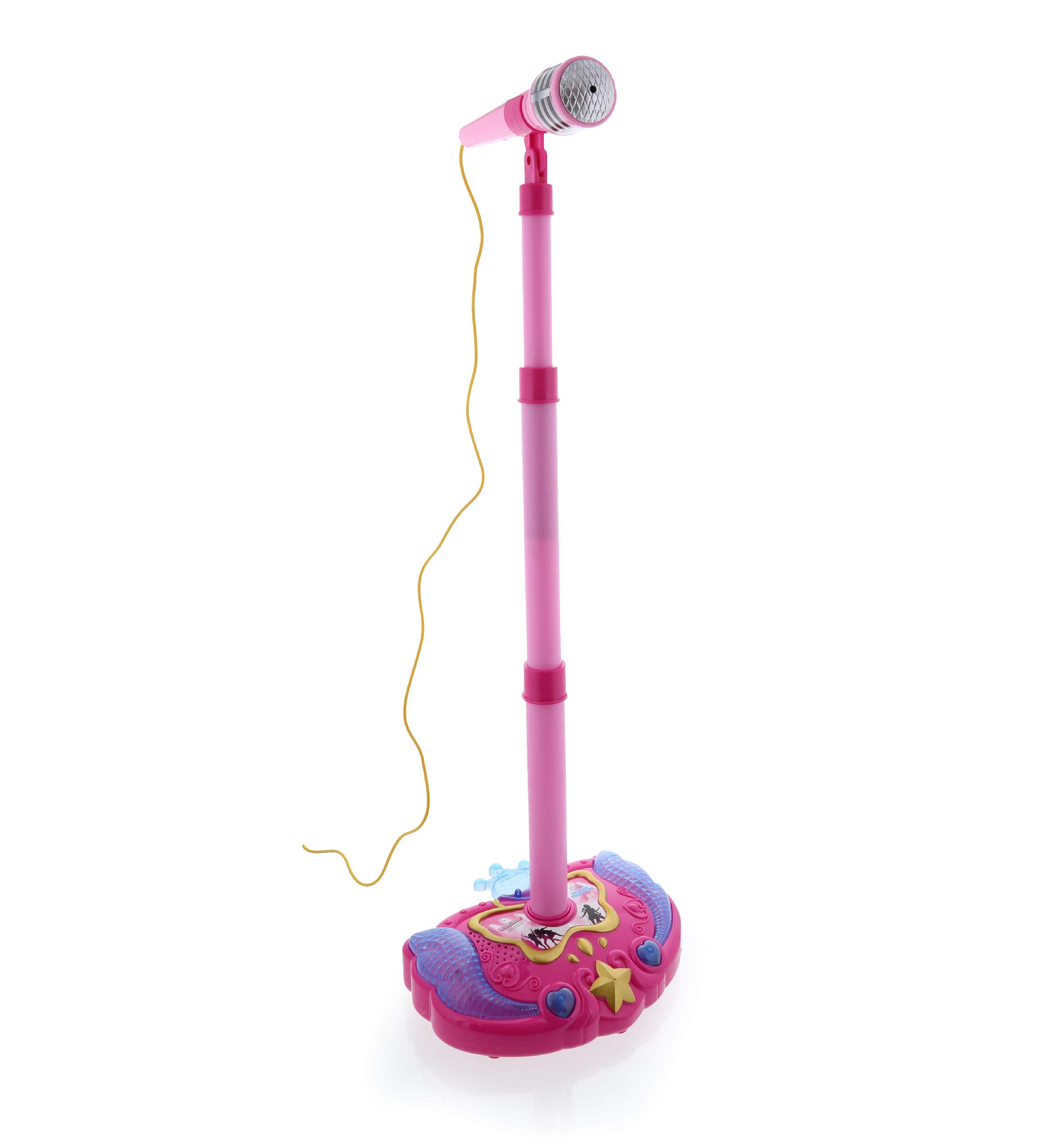 Karaoke Microphone Super Star Sing As If You Are a Star!!!(Color May Vary) by Lvnv Toys (Image #1)