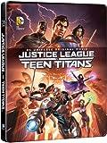 La Ligue des justiciers vs les Teen Titans [Édition boîtier SteelBook]