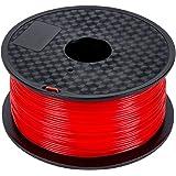 Repko PLA 3D Filament (Red) - 2.2lbs (1kg) - 1.75mm