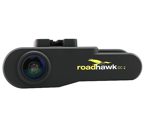 RoadHawk DC-2 - Caja negra para coche (receptor GPS, antena GPS, 1080p Full HD, sensor CMOS), color gris: Amazon.es: Electrónica