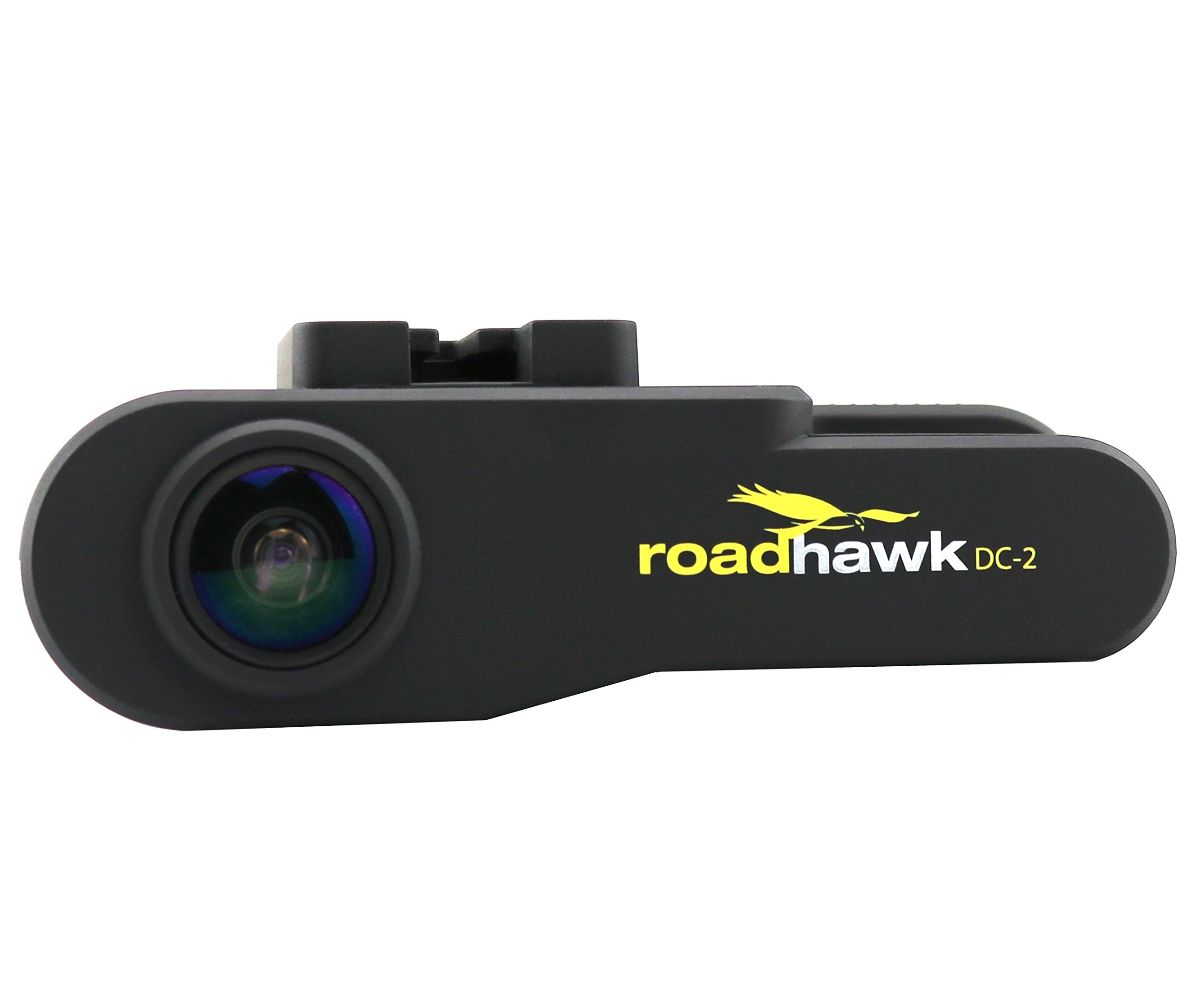 RoadHawk DC-2 Black Box Recorder with Forward Facing Camera