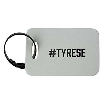 #TYRESE luggage tag