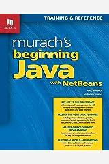Murach's Beginning Java with NetBeans Paperback