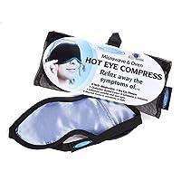 The Eye Doctor, Masker: Hot Compress Heat Bag voor droge blepharitis en MGD. Voorzien van een afneembare en wasbare hoes…