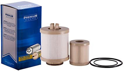 pg df9667a diesel fuel filter | fits 2003-05 ford excursion, 2003-07