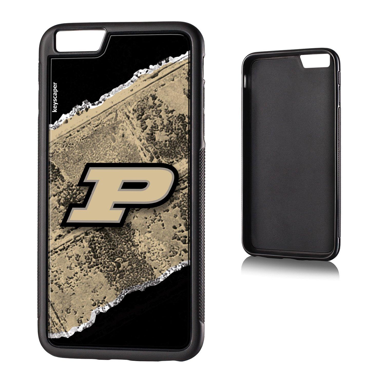 NCAA Iphone 6 + & 6s +バンプケースby Keyscaper inレンガ B00QXV3S0E Purdue University Purdue University
