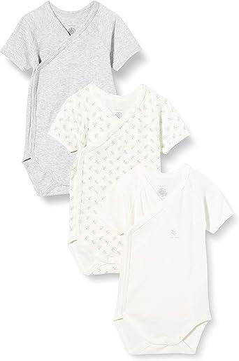 Petit Bateau Conjunto de ropa interior para beb/és y ni/ños peque/ños