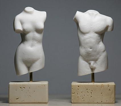 sculpture Erotic male