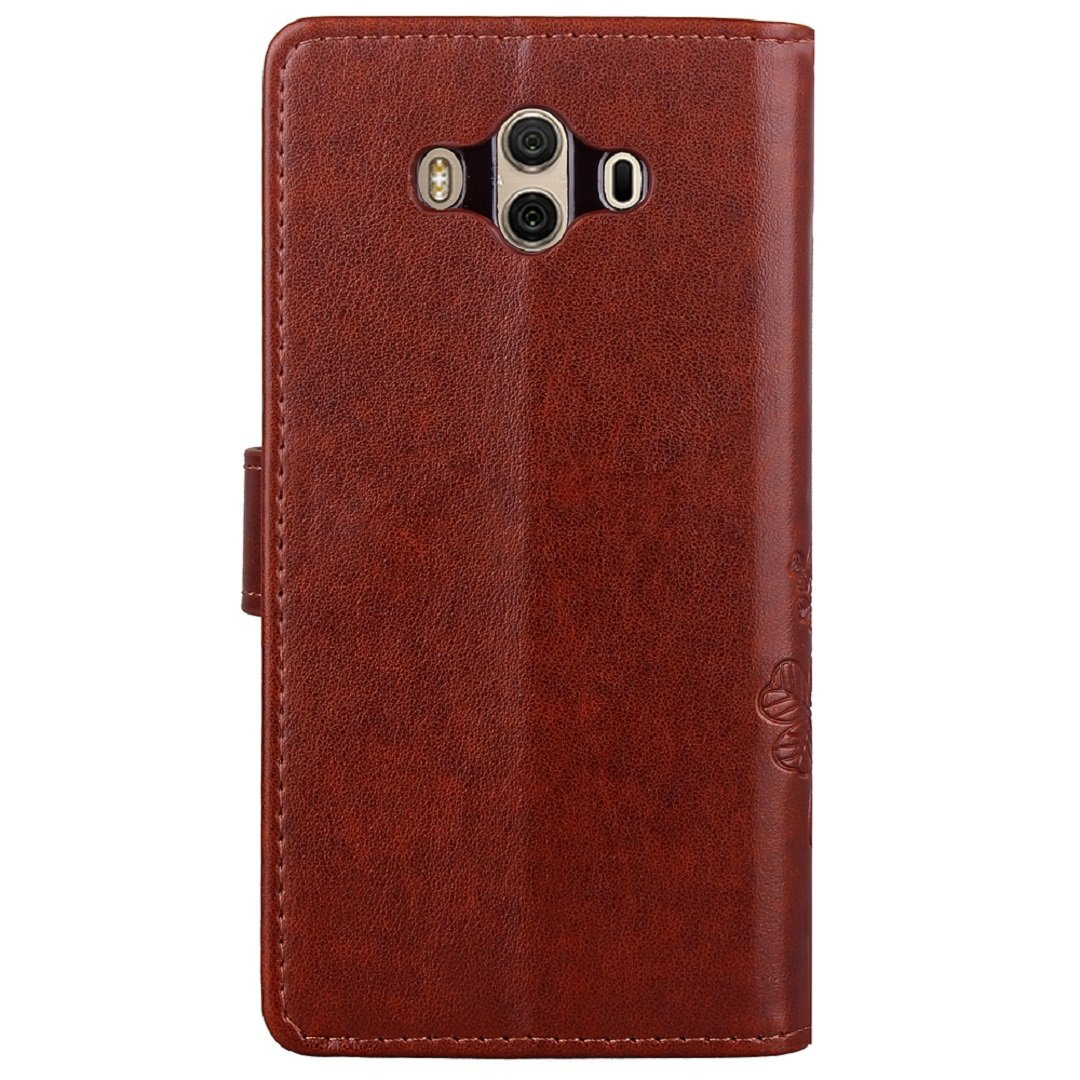 Amazon.com: Huawei Mate 10Lite/Nova 2i/G10 Wallet Stand Case ...