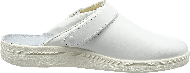 Abeba 7021-46 The Original Chaussures sabot Taille 46 Blanc