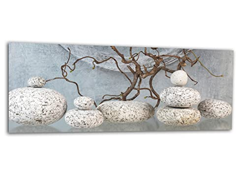 Xxl Glasbild Ag312500346 Mural Feng Shui Bonsai 125 X 50 Cm