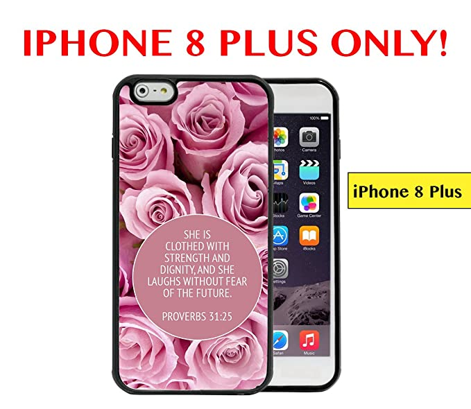 Amazon Com Iphone 8 Plus Pink Color Roses Wallpaper Pink