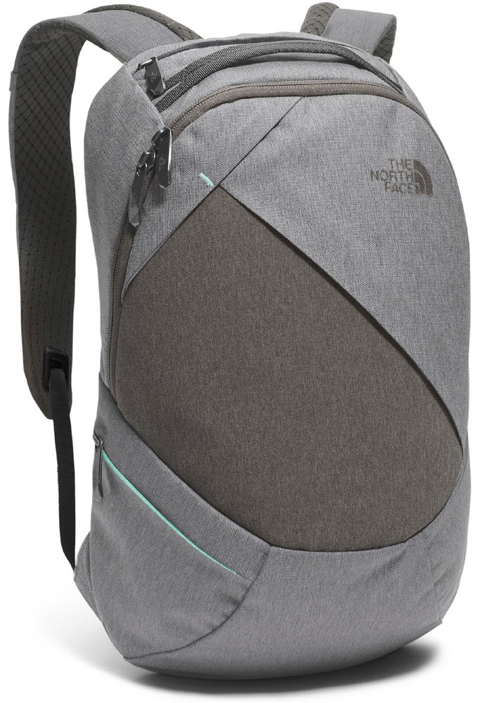 12e47f316 The North Face Women's Electra Backpack,TNF Medium Grey Heather/Ice ...