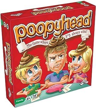 Sambro Poopy Head – Juego de Mesa Divertido para niños, diversión Familiar: Amazon.es: Juguetes y juegos