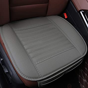 General Seat pad PU leather Car seat covers for Auto Car Office chairs Interior