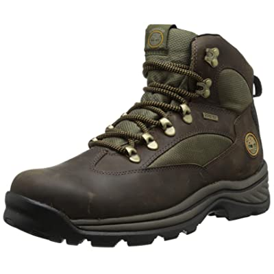 Timberland Men's Chocorua Trail Waterproof Mid Hiking Boot | Boots