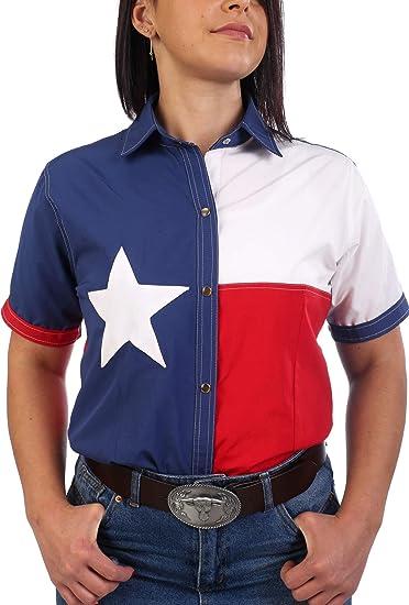 Last Rebels Country Line Dance - Camisa para Mujer: Amazon.es: Ropa y accesorios