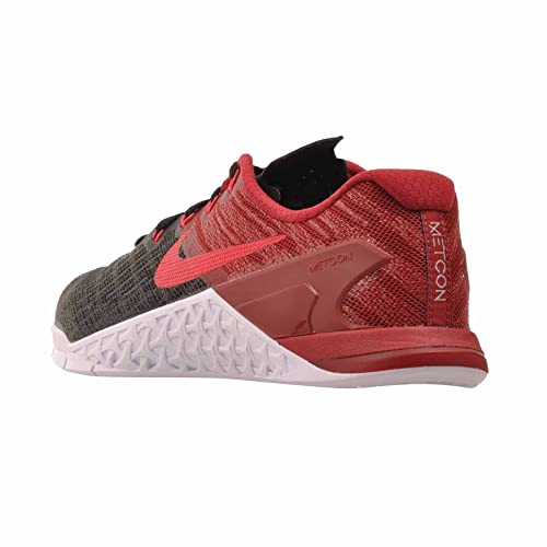 Men's Nike Metcon 3 Training Shoe Black/Siren Red/Team Red/White Size 13 M  US: Buy Online at Low Prices in India - Amazon.in