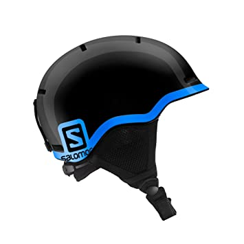 Salomon Grom Casco de esquí y Snowboard para niños, Carcasa In-Mould + Interior