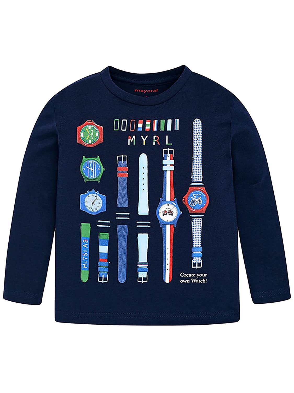 Mayoral Eclipse 4014 Long Sleeve for Boys