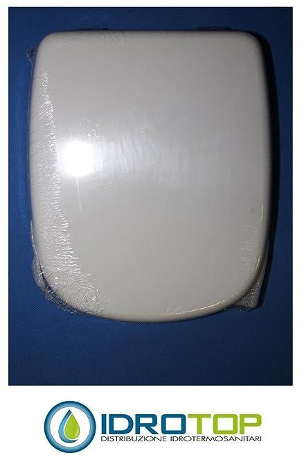 Sedile Wc Dolomite Fleo.Toilet Soft Close Dolomite Fleo White Zip Slowed Cromo Sedile Asse