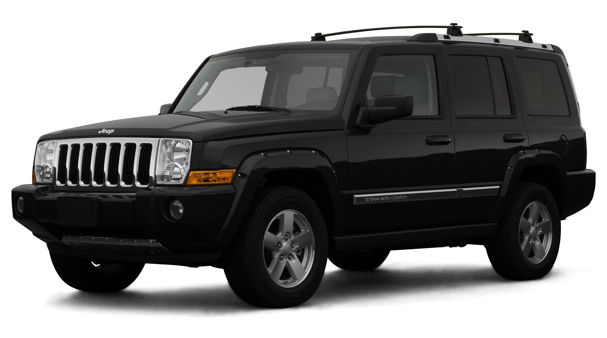 2007 jeep commander reviews images and specs vehicles. Black Bedroom Furniture Sets. Home Design Ideas
