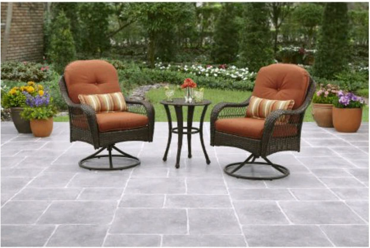Amazon Com 3 Piece Outdoor Furniture Set Better Homes And