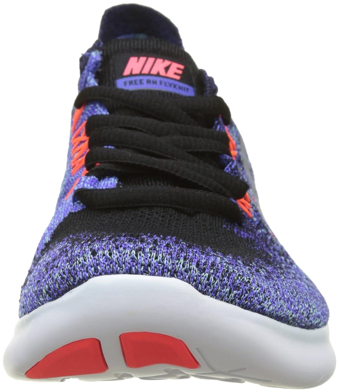 Zapatillas/ para correr Nike Women s Free Rn Flyknit negra
