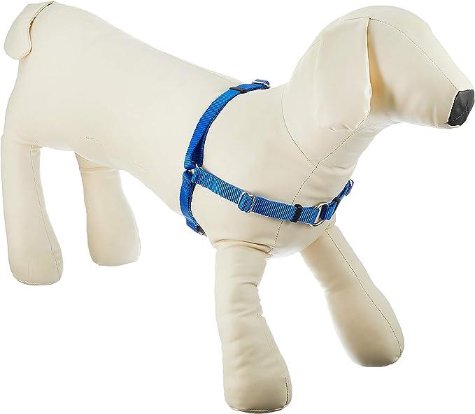 Sense-ible no-pull Arnés perro M/L azul: Amazon.es: Productos para ...