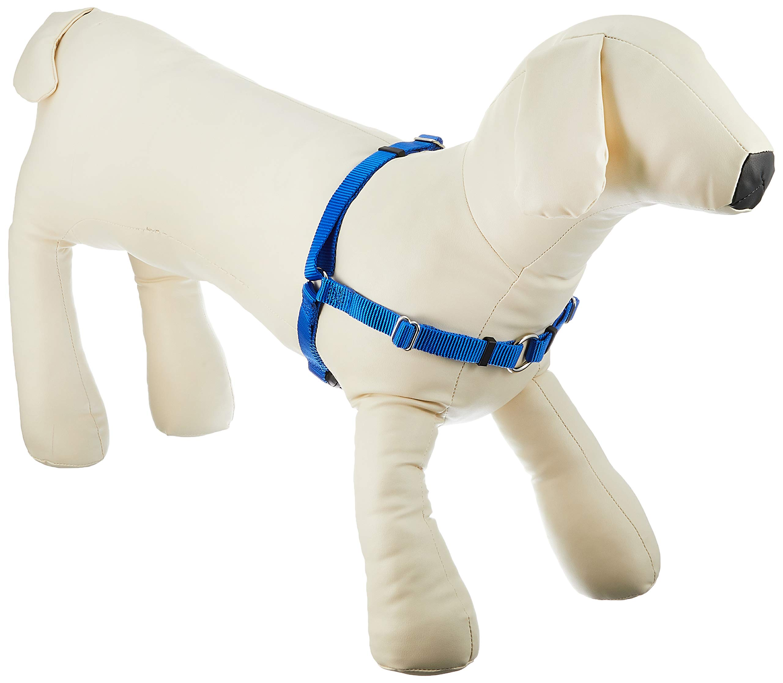 Softouch SENSE ible No Pull Dog Harness Blue Medium Large