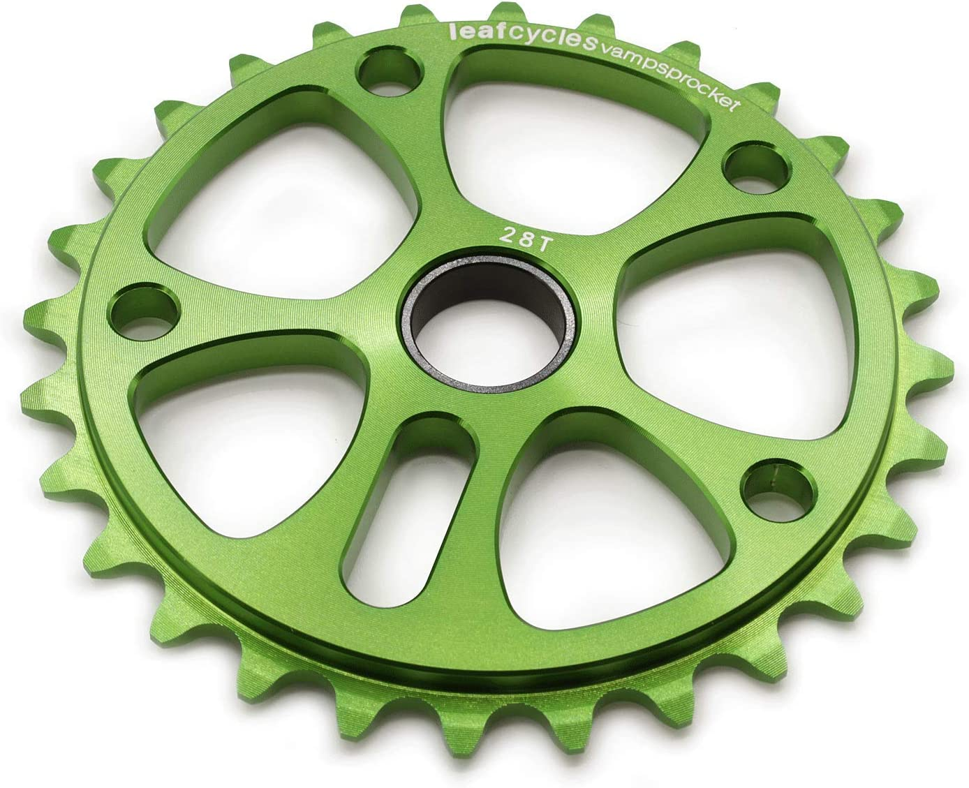 Leafcycles Dirtjumping /& BMX Kettenblatt aus 7075 Aluminium f/ür 19 mm Achsen