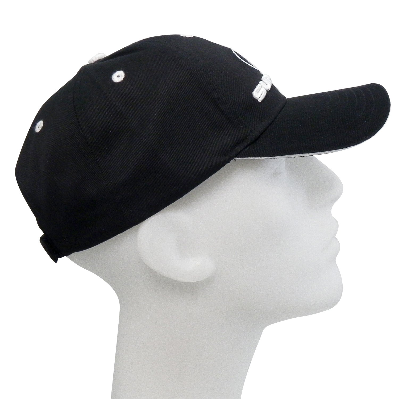 Ford Super Duty Sandwich Black Baseball Cap