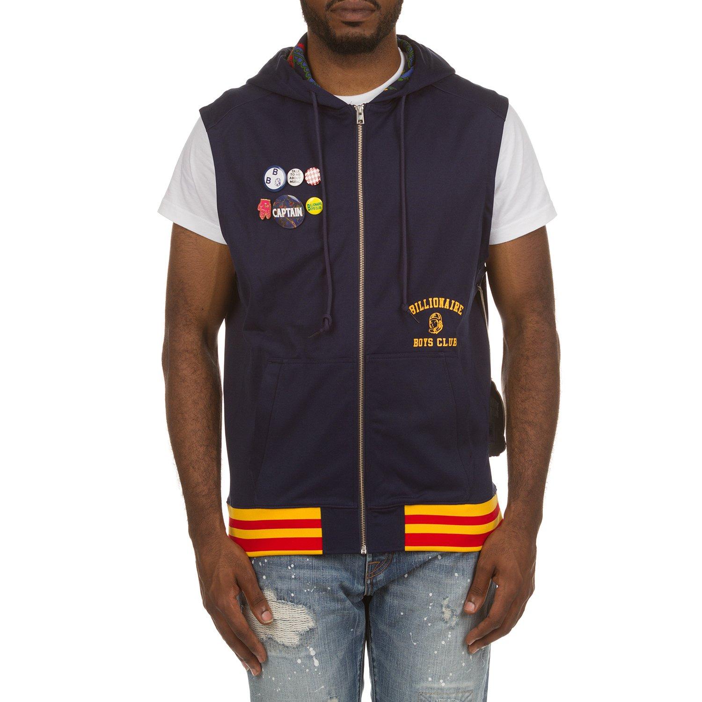 Billionaire Boys Club 6th Man Zip Vest in 3 Color Choices 881-6307