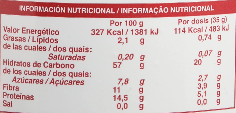 Nutrisport Kamut 500 Harina - 500 gr: Amazon.es: Salud y cuidado personal
