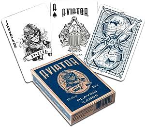 Bicycle 022528 - Aviator Kartenspiel